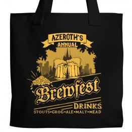 Azeroth Brewfest Tote