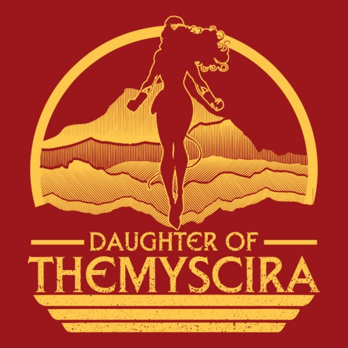 Daughter of Themyscira