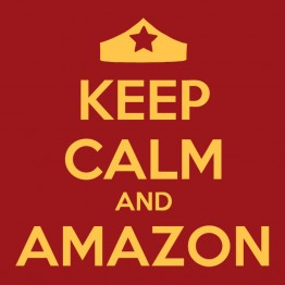 Keep Calm and Amazon