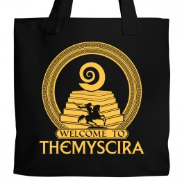 Welcome Themyscira Tote