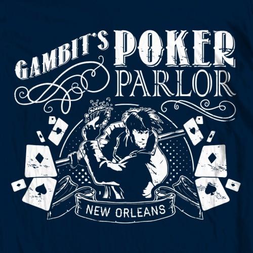 X-Men Gambit's Poker Parlor