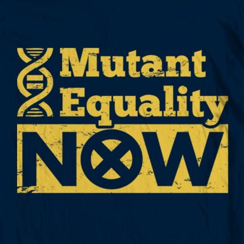 X-Men Mutant Equality