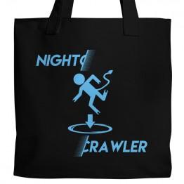 Nightcrawler Portal Tote