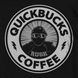 Quicksilver Quickbucks Coffee