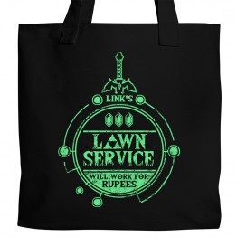 Link's Lawn Service Tote