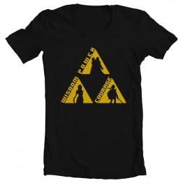 """Zelda Triforce """"Words"""""""