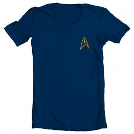 "Star Trek ""Badge"""