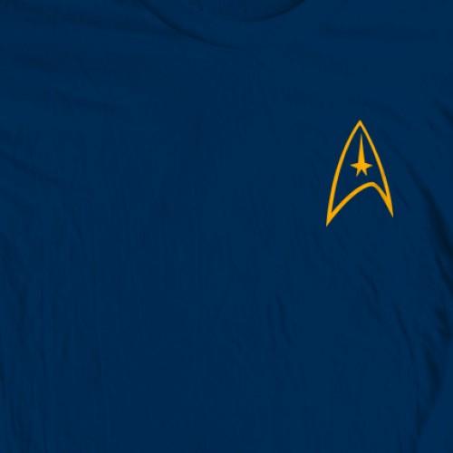 "Star Trek ""Badge"""