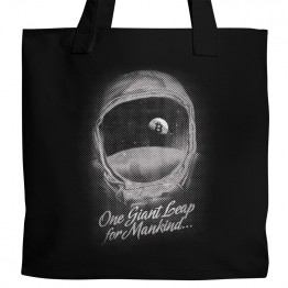 Bitcoin Giant Leap Tote