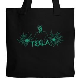 Nikola Tesla Tote