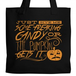 Freaking Candy Tote