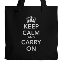 Keep Calm Tote