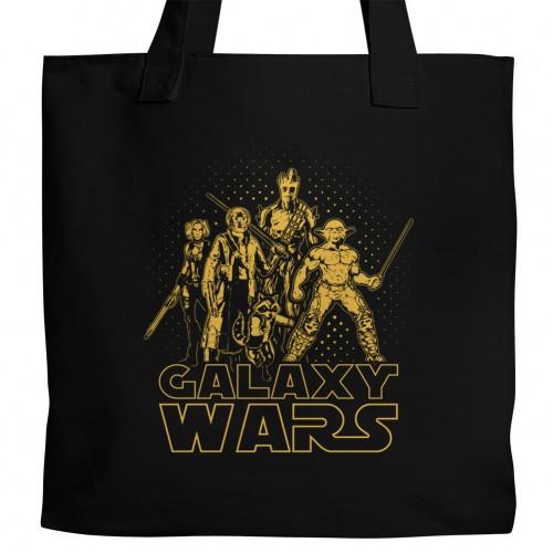 GotG Galaxy Wars Tote
