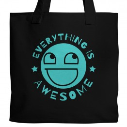Everything is Awesome! Tote