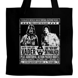 Vader vs. Skywalker Tote