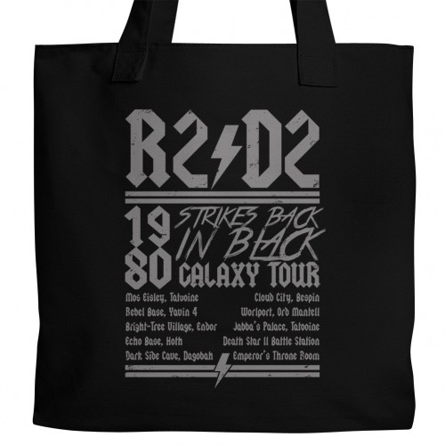 Star Wars R2D2 ACDC Tote