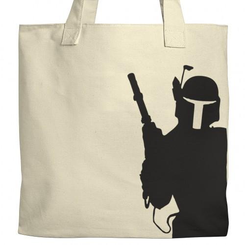 Star Wars Boba Fett Tote