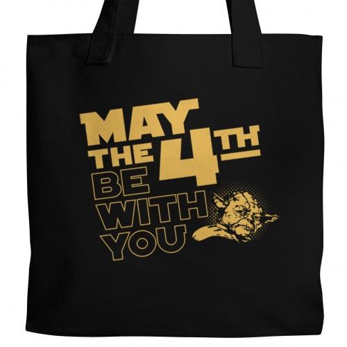Star Wars May the 4th Tote