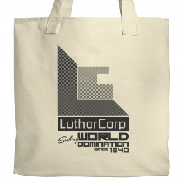 Superman Luthor Corp Tote