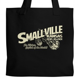 Superman Smallville Tote