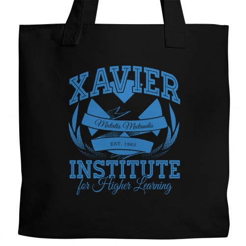 X-Men Xavier Institute Tote