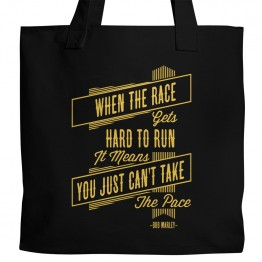 Bob Marley The Race Tote