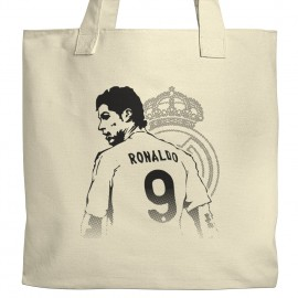Ronaldo Real Madrid Tote