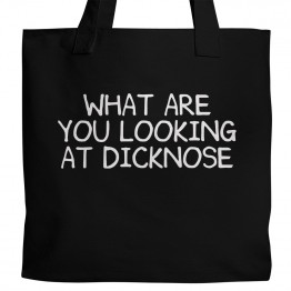 Always Sunny Dicknose Tote