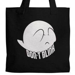 Dr. Who Boo Don't Blink Tote