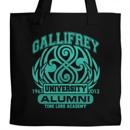 Dr. Who Gallifrey Tote