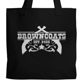 Firefly Browncoats Tote
