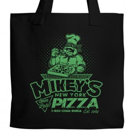 TMNT Mikey's Pizza Tote