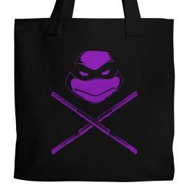 TMNT Donatello Tote