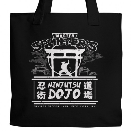 TMNT Splinter's Dojo Tote