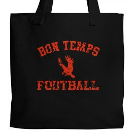 True Blood Football Tote