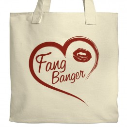True Blood Fang Banger Tote