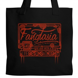 True Blood Fangtasia Tote