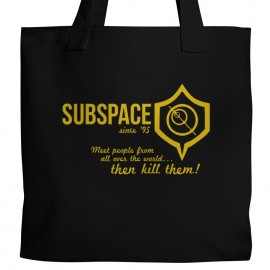 Subspace Tote